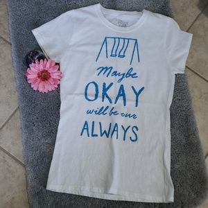 Tops - Fault in our stars shirt